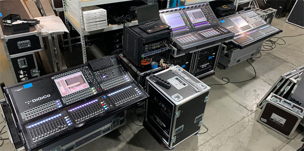 3. Звук Победы на Мамаевом кургане c DiGiCo и STAGE AUDIO